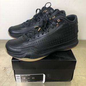 Nike Kobe X 10 Mid Elite Black Mamba Gold 802366
